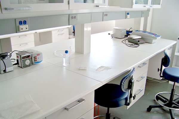 Laboratory for Testing the Quality